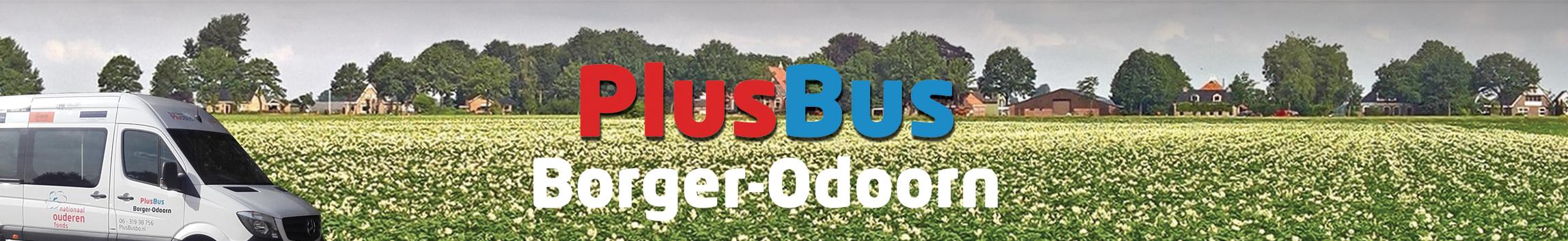 Plusbus Borger-Odoorn